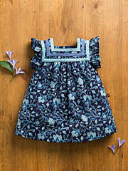 Indigo Girl Girls Dress