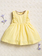 Dina Girls Dress