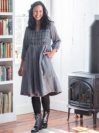 English Cousin Dress
