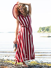 Fair Stripe Dress