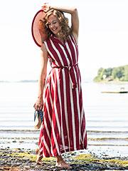 Fair Stripe Dress