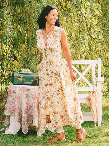Naturalist Ladies Dress