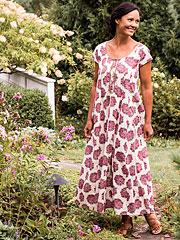 Bouquet of Life Dress