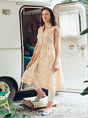Summertime Porch Ladies Dress