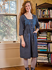 Homespun Ladies Dress
