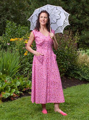 Rebecca Ladies Dress