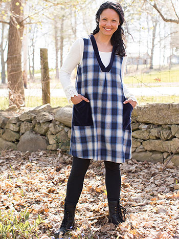 Ridge Shift Dress