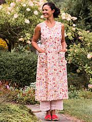 Nostalgia Porch Dress