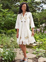 Bohemian Ladies Dress
