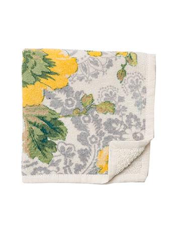 Tea Rose Terry Face Towel