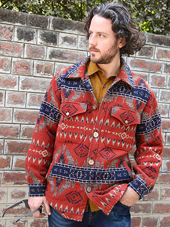 Santa Fe Jacquard Jacket