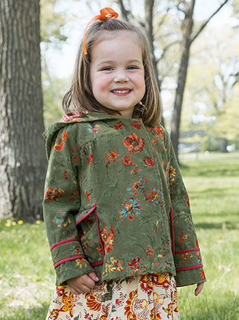 Meadow Girls Jacket