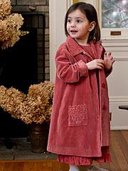 Rowan Girls Jacket