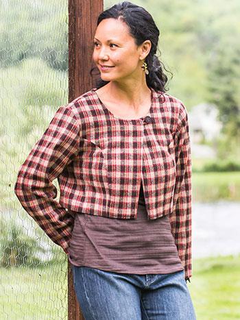 Woodland Cropped Jacket
