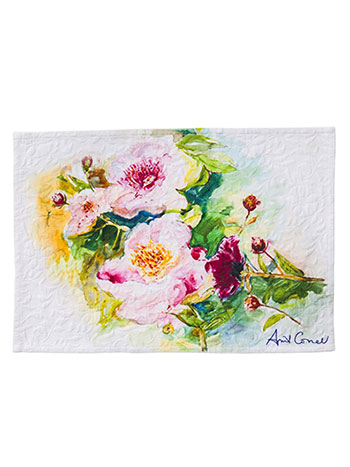 Peony Placemat S/4