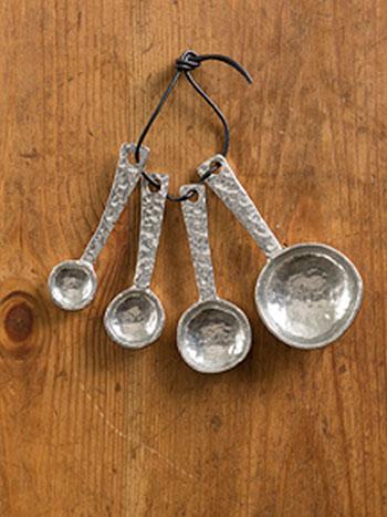 Roman Measuring Spoons