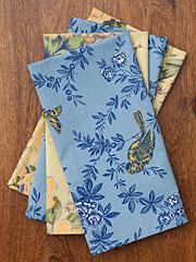 Provence Patchwork Napkin Set/4 Print