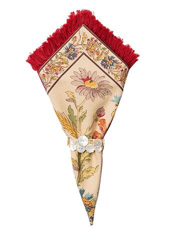 Wildflowers Napkin Set/4