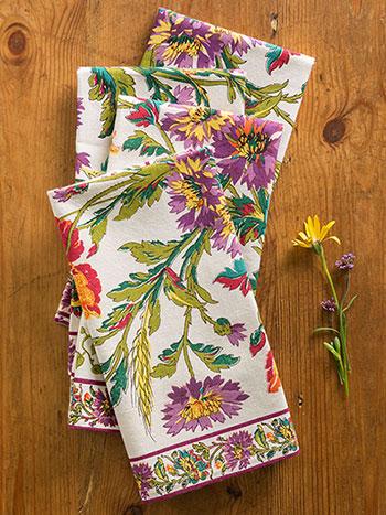 Wildflower Napkin Bundle S/4