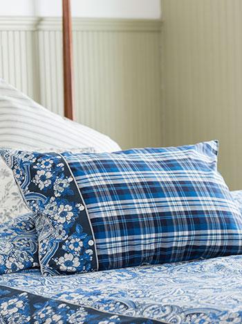 Kashmere Paisley Pillowcase
