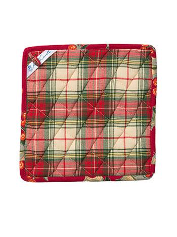 Christmas Patchwork Potholder Set/2