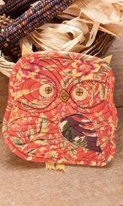 Owl Novelty Potholder