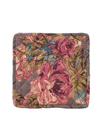 Victorian Rose Potholder Set/2