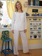 Snowdrift Ladies Pajamas