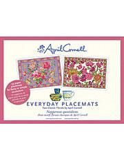 Classic Florals Victorian Rose Placemat Set/24