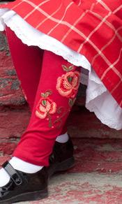 Tapestry Girls Legging