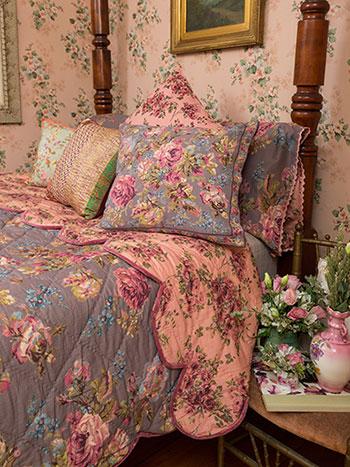 Victorian Rose Quilt