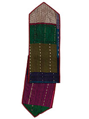 Jewel Kantha Runner