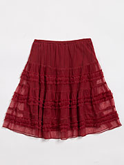 Festive Girls Skirt