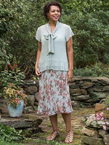 Victoria Skirt