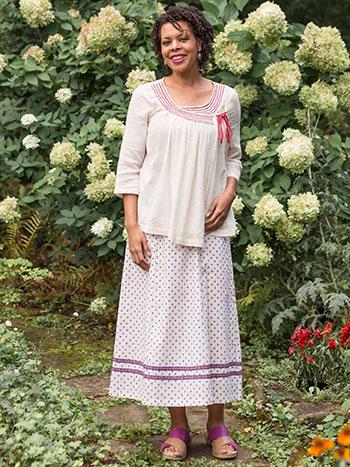 Avignon Skirt