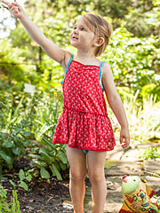 Calico Girls Sunsuit