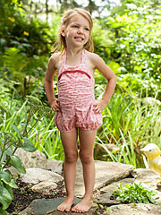 Promise Girls Sunsuit
