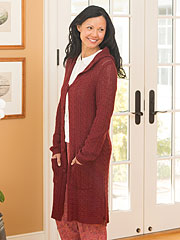 Garnet Ladies Sweater