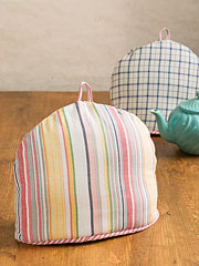 Aunt Gertie's Patchwork Tea Cozy