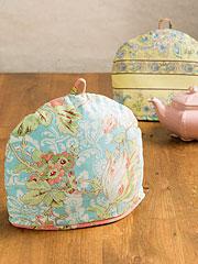 Garden Patchwork Tea Cozy