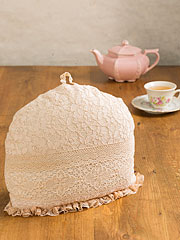 Romantic Lace Tea Cozy