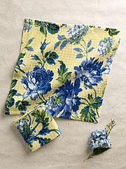 Greta's Garden Tiny Towel S/4