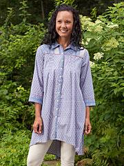 India Patchwork Ladies Tunic