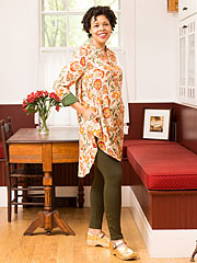 September Ladies Tunic