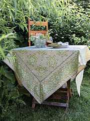 Folklore Tablecloth