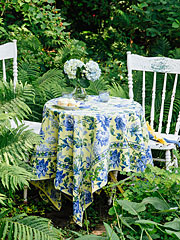 Greta's Garden Tablecloth
