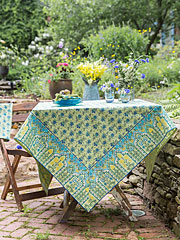 Lotus Tablecloth