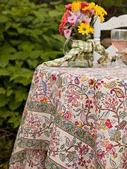 Nostalgia Tablecloth