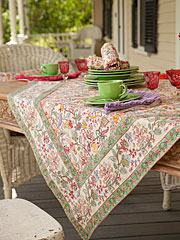 Nostalgia Tablecloth