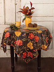 Rosehip Oilcloth Tablecloth